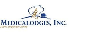 medicalodges logo for assisted living entertainment solutions